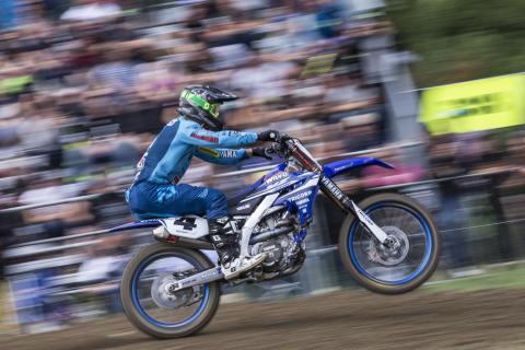 モトクロス世界選手権 MXGP Rd.15 8月13日 スイス