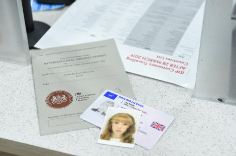 Post Offices expands International Driving Permit services to 2,500 branches across the UK
