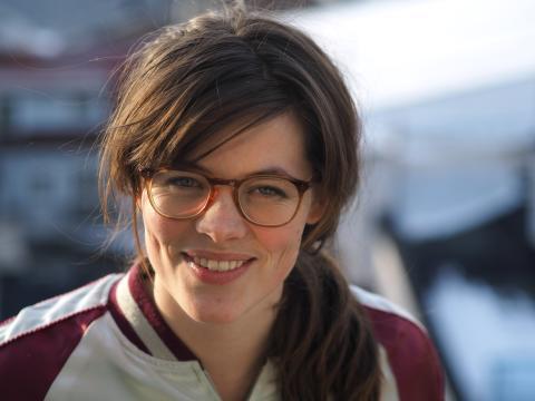 Anja Lauvdal er musikalsk leder for Hyllest til Joni Mitchell, Oslo jazzfestivals åpningskonsert 2018.