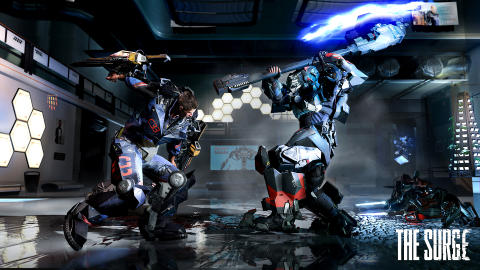 The Surge new screenshots 2