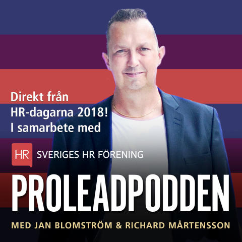 Proleadpodden i samarbete med Sveriges HR-förening