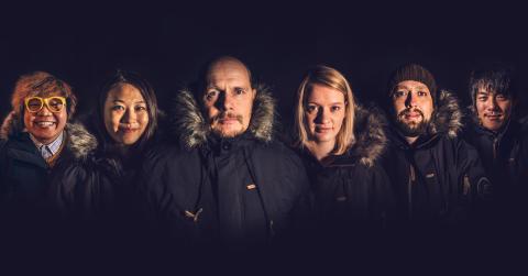 Polar Night Magic explorers