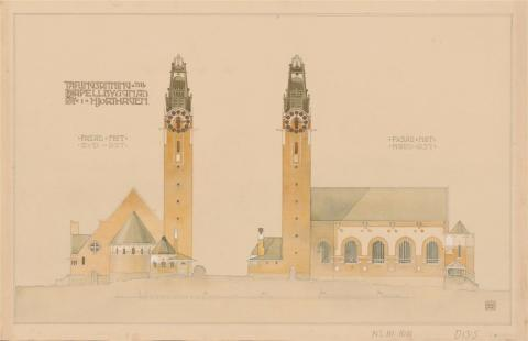 Stadens kyrkor – magasinsvisning