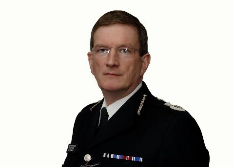 Assistant Commissioner Mark Simmons
