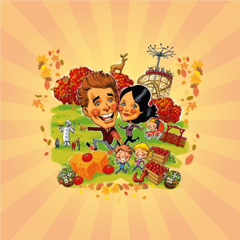 Bakken klar med ny efterårssæson: farverig høstfest for alle