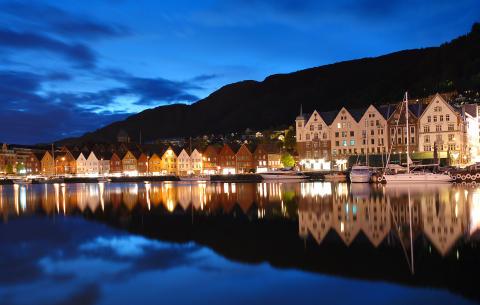 Lys og varme til Bergen | LOS Energy-rabatt | Lysning for solenergi - Nyhetsbrev fra LOS Energy