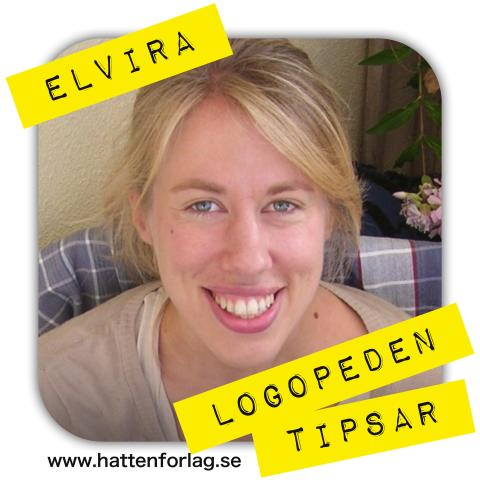 Logopeden tipsar på Hatten Förlag