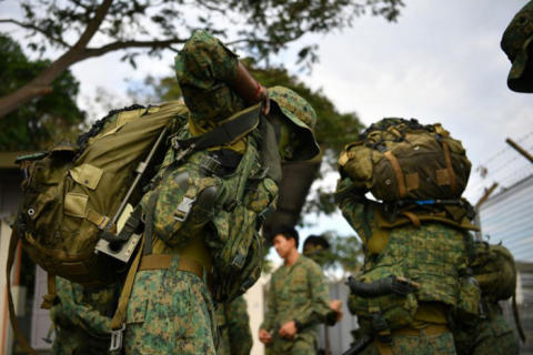 Asean armies must find new ways to combat terrorism, other threats: Singapore's army chief