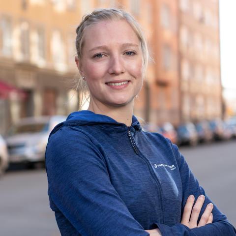ASICS FrontRunner 2019 - Moa Hjelmer
