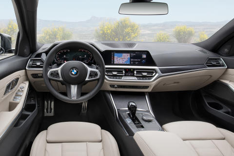 The new BMW 3 Series Touring - Model M Sport,4