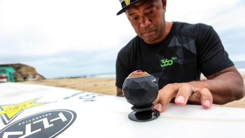 Ny action-kamera med 360°-video och 4K från 360Fly