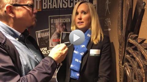 Ingram Micros Anna Idbrant om ÅF-eventet på Kolmården