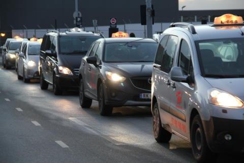 Taxiavtale for flyplassene