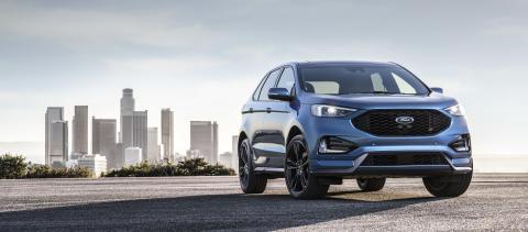 Az Észak-Amerikai Nemzetközi Autókiállításon mutatkozik be a vadonatúj Mustang Bullitt™ és a Ford Performance által tuningolt SUV, az Edge ST