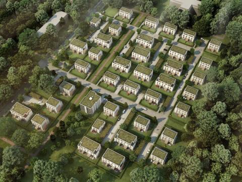 Der cobra CRM Award in Bronze: Projekte und Immobilien im Blick