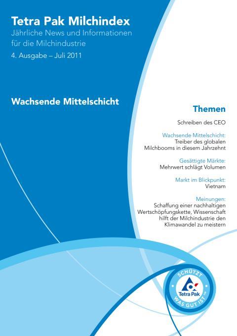 Milch-Index 2011: Wachsende Mittelschicht