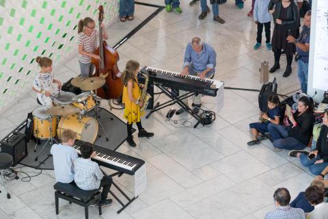 Kids In Jazz 13082017 Oslo Jazzfestival