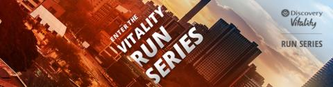 Get ready Gauteng: the Discovery Vitality Run Series is back!