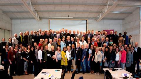 Årskonferens Gullbrannagården deltagare