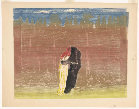 Edvard Munch's artwork exhibited for the first time in the middle East,  'Landscapes of the Soul' exhibition opens in Saudi Arabia's Ithra