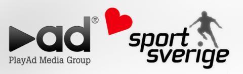Sportsverige väljer PlayAd Media Group
