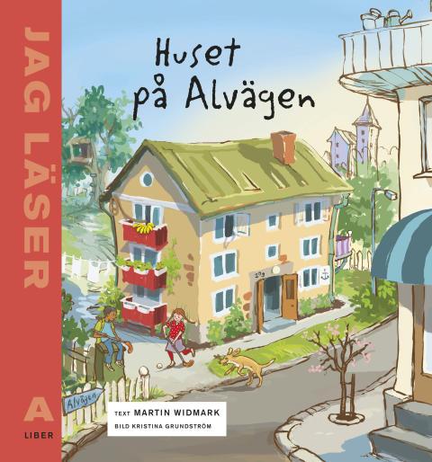 Jag läser - Huset på Alvägen