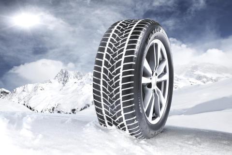 Dunlop erbjuder SUV-förare vinterprestanda
