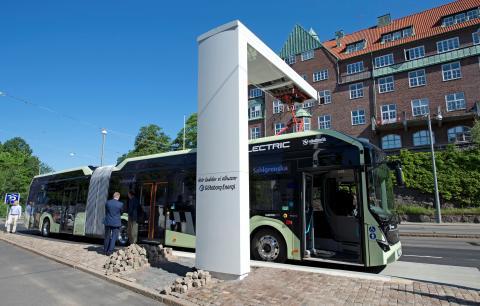 Göteborg Energi antar Transportutmaningen