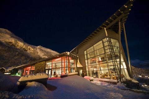 Gewinner Kategorie Bestes Ski Boutique Hotel 2015: Skarsnuten in Hemsedal