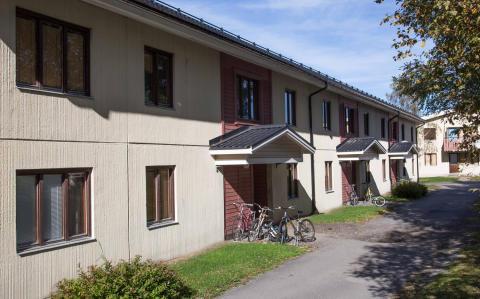 Åtta nya lägenheter skapas i Svenstavik - inflytt till maj