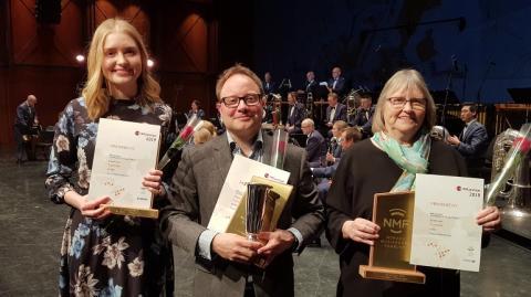Musikkforeningen Nidarholm til topps i NM janitsjar