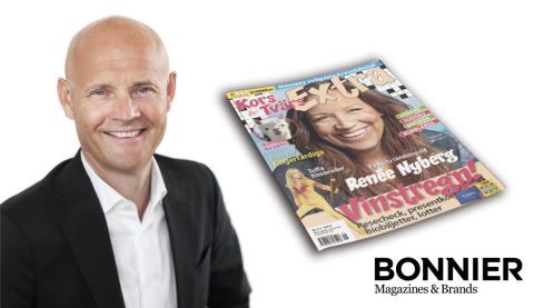 Bonnier Magazines & Brands säljer sina korsordstidningar till Keesing