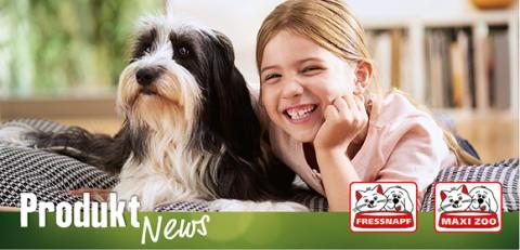Fressnapf-Produktnews 03/2018:  Gut gepflegt durch den Fellwechsel