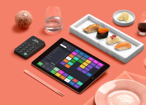 iZettle Pro - kassasystem för restauranger, caféer och hotell