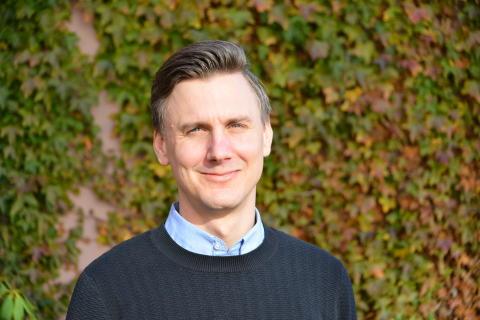 Robert Gustavsson, MR-strateg