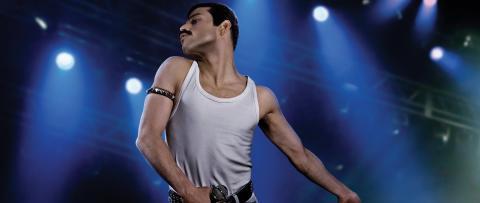 Bohemian Rhapsody får Oscar för Bästa film - tror Filmstadens besökare