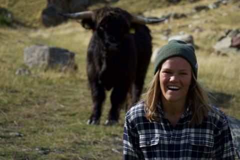Anna Swenn Larsson - porträtt