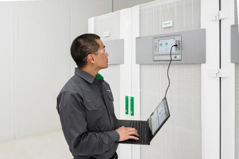 Ny UPS udviklet til store datacentre