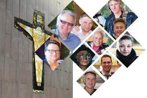 En resandegudstjänst med familjen Lindberg: De komma från öst och väst