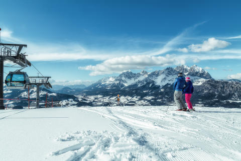 SkiStar launches its first ski resort in the Alps   -   St. Johann is now available for booking