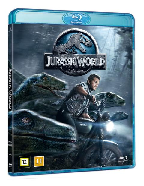 JURASSIC WORLD ON DIGITAL HD OCTOBER 12TH  3-D BLU-RAY™, BLU-RAY™, DVD AND ON DEMAND ON OCTOBER 26TH
