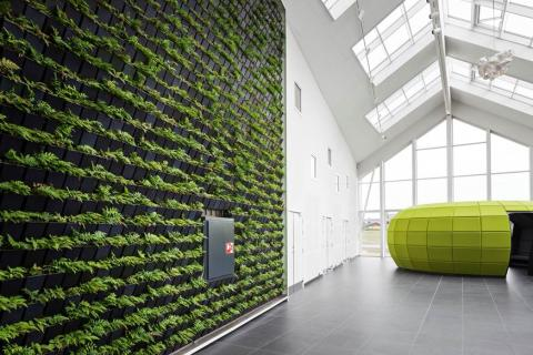 Bæredygtige bygninger er vigtige