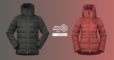 Bergans Stranda Down Hybrid Jacket – Gold Winner in ISPO Awards 2018