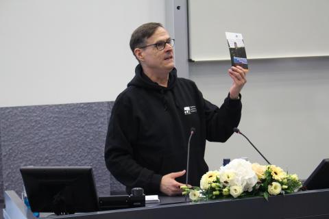 Akademisches Jahr 2016/2017 an der Technischen Hochschule Wildau am 23. September 2016 feierlich eröffnet