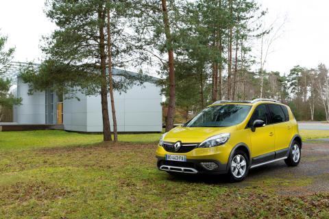 Iøjnefaldende ny softroader fra Renault