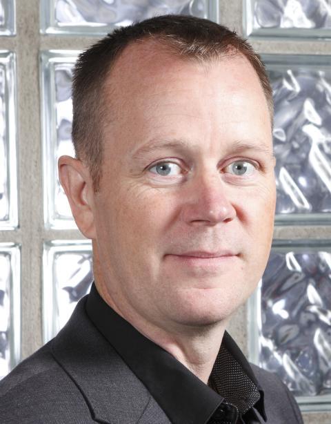 Stefan Linnér, Customer Care Manager på Electrolux Professional