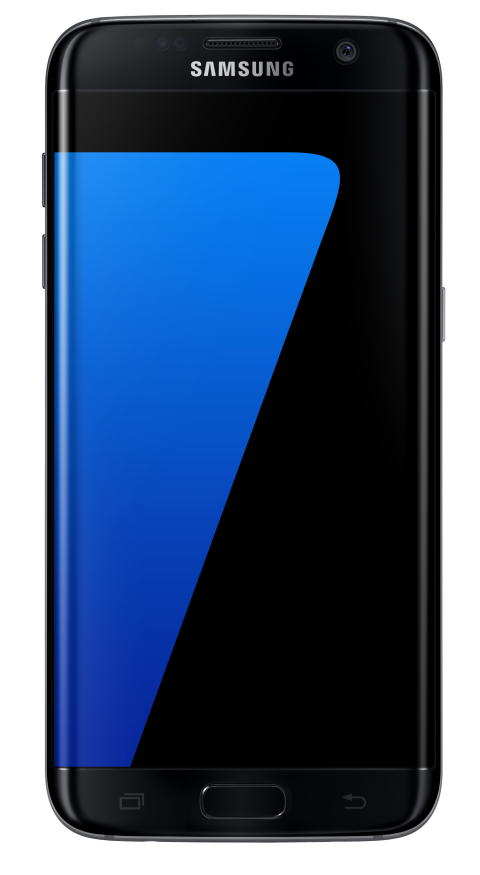 Galaxy S7 Edge - black onyx