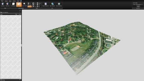 TC5D Pointcloud perspective 2