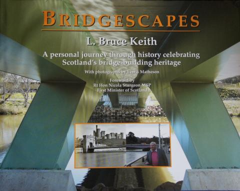Fochabers library to host free Bridgescapes talk