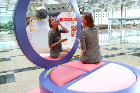 Experience Larger-than-Life Fun at Changi Airport!